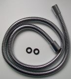 Stainless Steel Large Bore Shower Hose 6.5 Foot / 2 Metre - 50803296